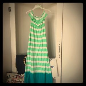 Aeropostale Strapless Dress